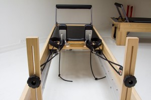 Reformer from the feet